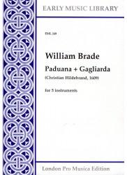 Paduan & Gagliarda (1609)