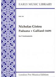 Pavan & galliard (1607)