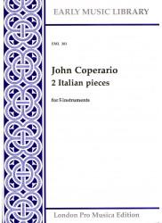 2 Italian pieces