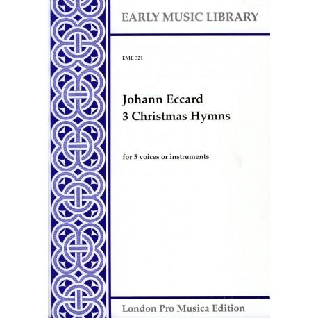 Christmas Hymns.3 Christmas Hymns Orpheus Music