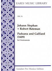Paduan & Galliard
