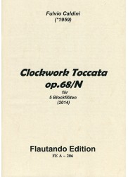 Clockwork Toccata Op. 68/N