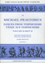 Dances from Terpsichore: Vol.2
