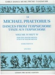 Dances from Terpsichore: Vol. 4