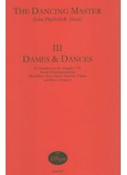 The Dancing Master III Dames and Dances