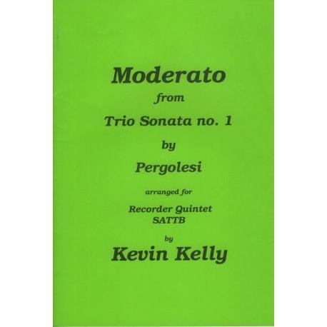 Moderato from Trio Sonata No.1