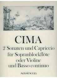 2 Sonatas and Capriccio