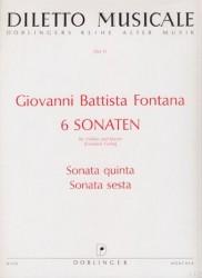 Sonata Quinta, Sonata Sesta