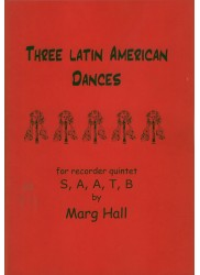 Three Latin American Dances