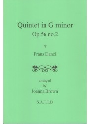 Quintet in g minor, Op. 56, No. 2