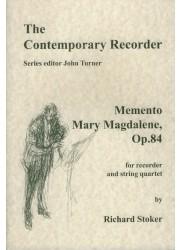 Memento Mary Magdalene Op. 83