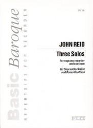 Three Solos