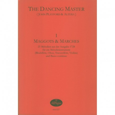 The Dancing Master I Maggots and Marches