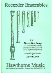 Three Bird Songs