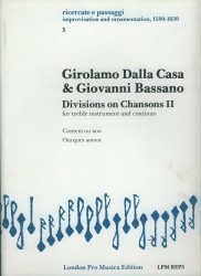 Divisions on Chansons 11