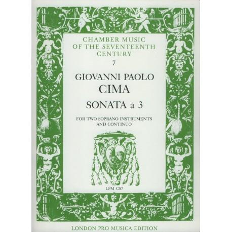 Sonata a 3 (1610)