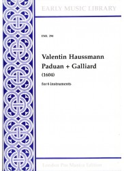 Paduan and Galliard (1604)