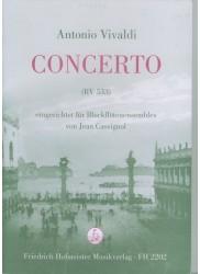 Concerto RV533
