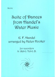 Suite of Dances from Water Music