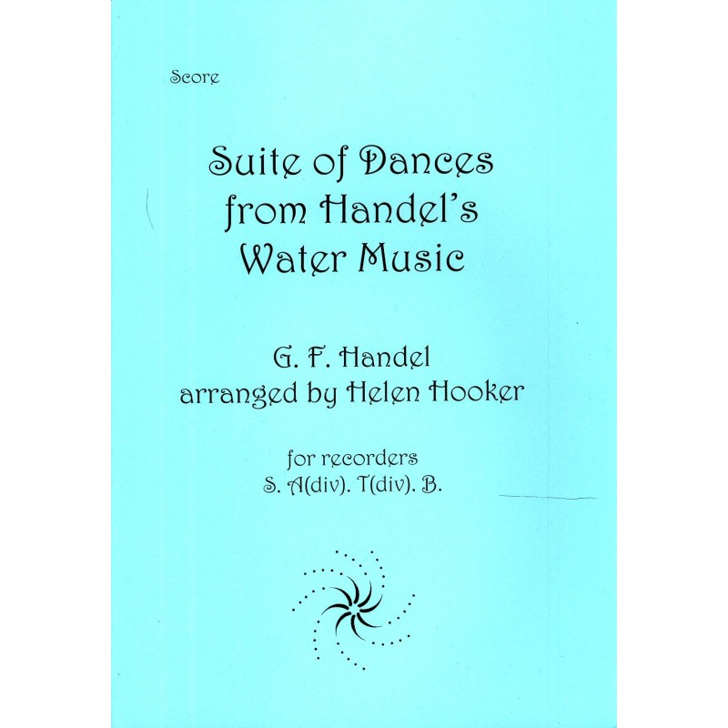 Suite of Dances from Water Music - Orpheus Music