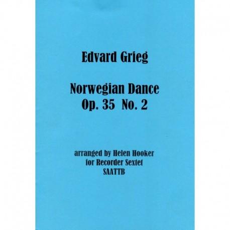 Norwegian Dance, Op.35, No.2