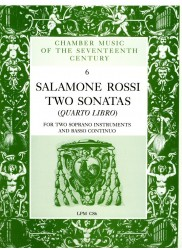 Two Sonatas (Quarto Libro)