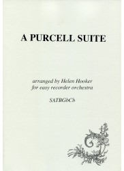 A Purcell Suite for easy recorder orchestra