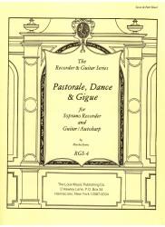 Pastorale, Dance & Gigue
