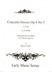 Concerto Grosso Op. 6, No. 3