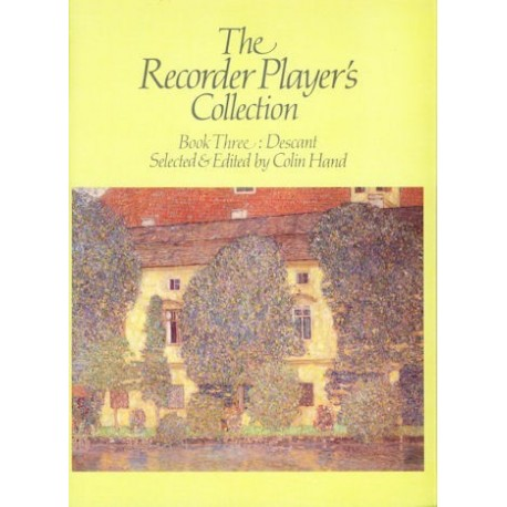 The Recorder Player's Collection: Book Three Descant