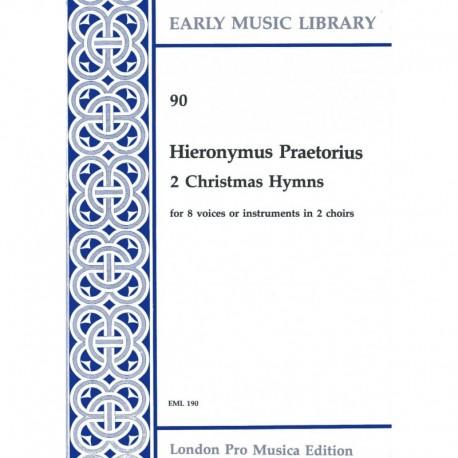 Christmas Hymns.2 Christmas Hymns Orpheus Music
