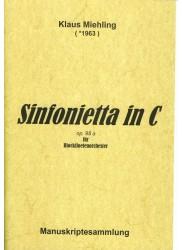Sinfonietta in C Op 98a