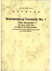 Brandenburg Concerto No. 1, 1st movement