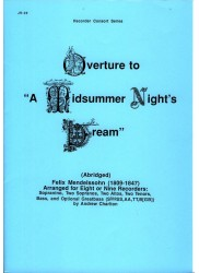 "Overture to ""A Midsummer Night's Dream"""