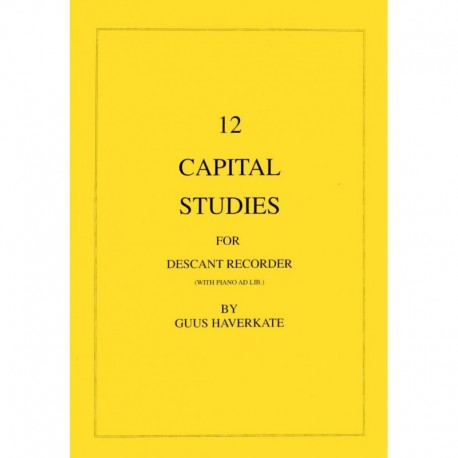 12 Capital Studies