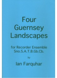 Four Guernsey Landscapes
