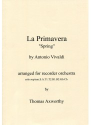 """La Primavera, """"Spring"""""""