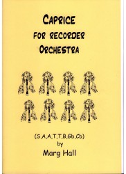 Caprice for Recorder Orchestra