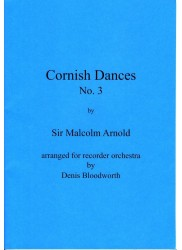 Cornish Dances No 3