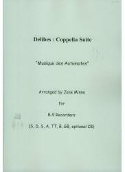 Musique des Automates from Coppelia Suite