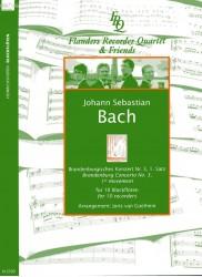 Brandenburg Concerto No. 3, BWV1048. 1st Movement