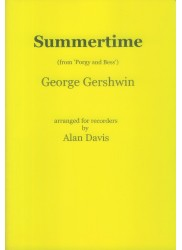 """Summertime from """"Porgy and Bess"""""""