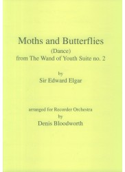 Moths and Butterflies from The Wand of Youth Suite no 2