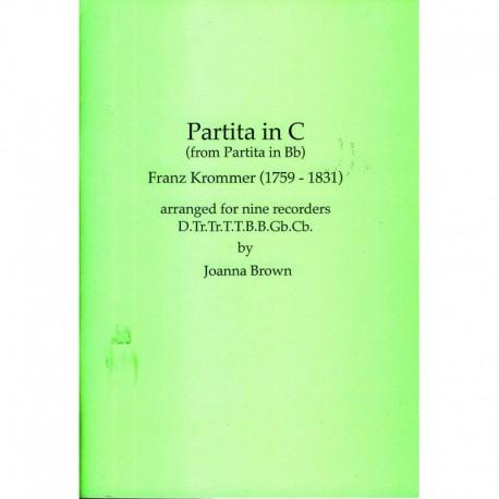 Partita in C (from Partita in Bb)