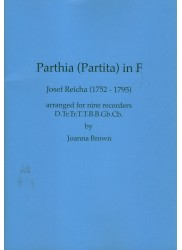 Parthia (Partita) in F