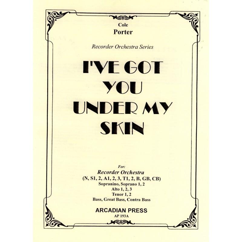 I've Got You Under My Skin - Orpheus Music