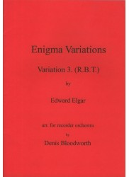 Enigma Variations: Variation 3 (R.B.T.)