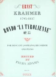 """Rondo """"La Tyrolienne"""", Op 35"""