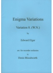 Enigma Variations: Variation 8 (W.M.)