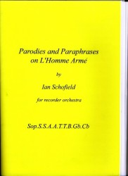 Parodies and Paraphases on L'Homme Arme